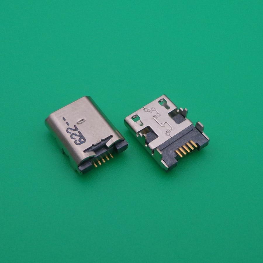 20 pçs/lote para Amazon Kindle Fire HD 6 tablet micro USB jack tomada connector carregador de carregamento porto doca de reparação replcement plugue