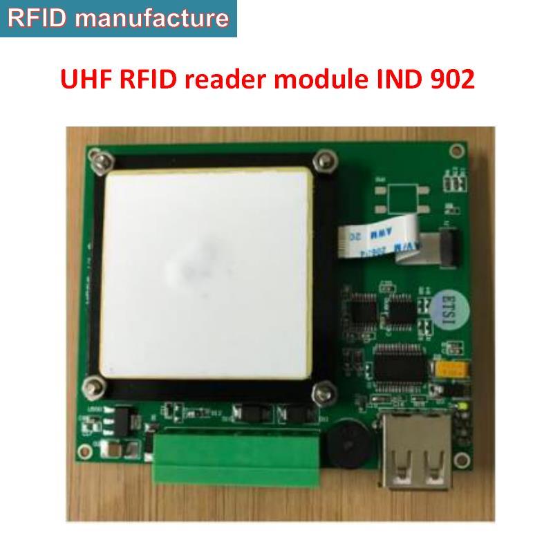 UHF RFID считыватель писатель настольный USB 3 м длинный диапазон uhf модуль с