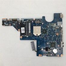 Freies verschiffen für G42 G62 CQ42 CQ62 Laptop Motherboard 592809-001 592809-501 DA0AX2MB6E1 REV E DDR3 100% vollständig getestet