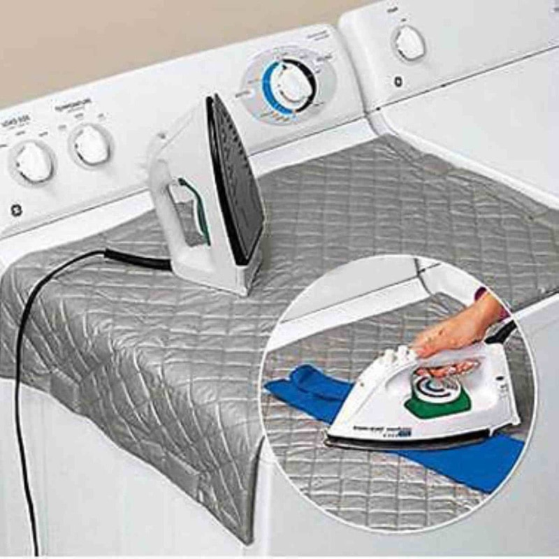 Магнитная гладильная доска коврик для стирки сушилка теплостойкое одеяло D # g #