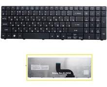 LAESS Nouveau Clavier Russe pour ACER eMachine G640 G730 G730G G730Z G730ZG E732 E732G E732Z E732ZG E442 E730 portable RU Clavier