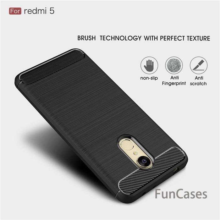 Для Xiaomi Redmi Note 4 pro/Note 4X/Note 5A чехол Роскошный мягкий чехол из углеродного силиконовый чехол s для Redmi 4 4S 4A 4X Капа Redmi 5 5 plus