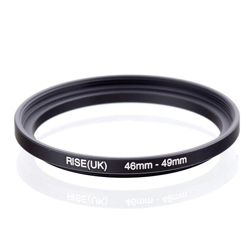 RISE-Anillo de aumento original, 46mm-49mm 46-49mm 46 a 49, adaptador de filtro...
