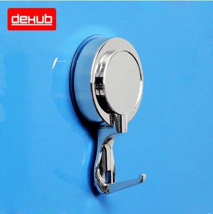 2 teile/los Home Decor Abnehmbare Vakuum Sucker Saug-Haken Küche Aufhänger Schlüssel Haken Schlüssel Hanger Über Tür Kleiderbügel Gancho De parede