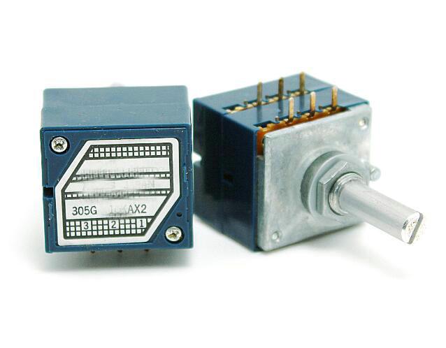 RK27112 A10K A20K A50K A100K الأصلي RK271 27 نوع 6Pin 25 مللي متر حجم التحكم الجهد متحمس مستوى ل ALPS x 5 قطعة