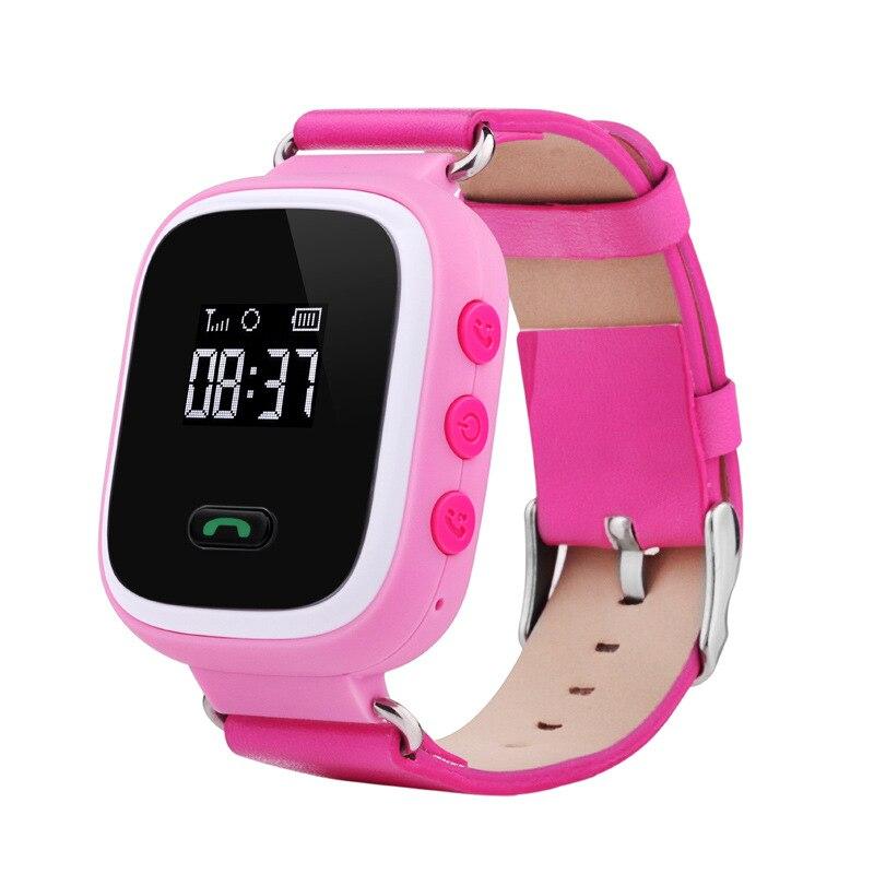 2016 original  Q60 GPS GSM GPRS Smart Watch For Kids Intelligent Locator Tracker Anti-Lost Remote Monitor Smart Watch