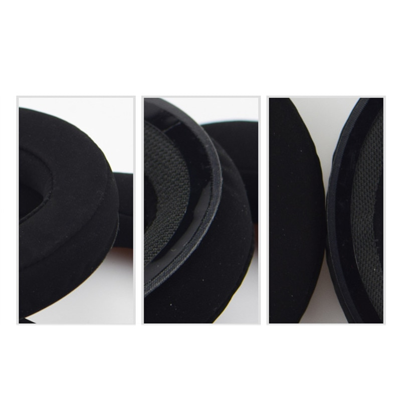 Replacement Flannel Foam Ear Pads Cushions for Sennheiser HD598 CS HD599 569 559 Headphones Memory Earpad High Quality 10.31 enlarge