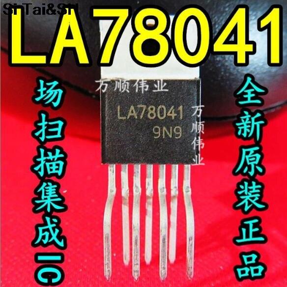 10pcs/lot LA78041 TO-220 In Stock