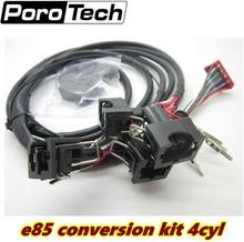 Kit de conversion E85 4cyl   Avec démarrage à froid, asst biofuel e85, voiture à éthanol, convertisseur de bioéthanol