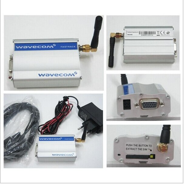 Módem GSM Q2406B industrial inalámbrico gsm gprs de wavecom módem