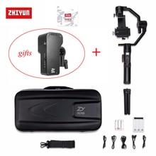 Zhiyun Crane 2 Crane2 stabilisateur de cardan à 3 axes pour Canon Nikon Sony Panasonic tous les appareils photo avec grue 2 Servo suivre la mise au point