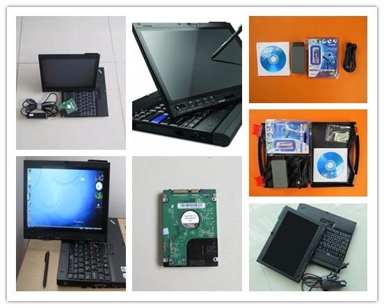 Vas5054a bluetooth odis v5.13 soporte de Chip completo uds con laptop x200t listo para usar herramienta de diagnóstico 2020 mejor calidad