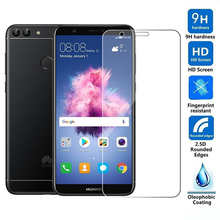 For Huawei P Smart Tempered Glass 2.5D Protective Film 9H Explosion-proof LCD Screen Protector For Huawei P Smart FIG-LX1