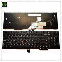 Russian Keyboard for ThinkPad E570 E575 FRU 01AX120 01AX160 01AX200 PN SN20K93288 PK1311P1A00 PK1311P2A00 PK1311P3A00 RU