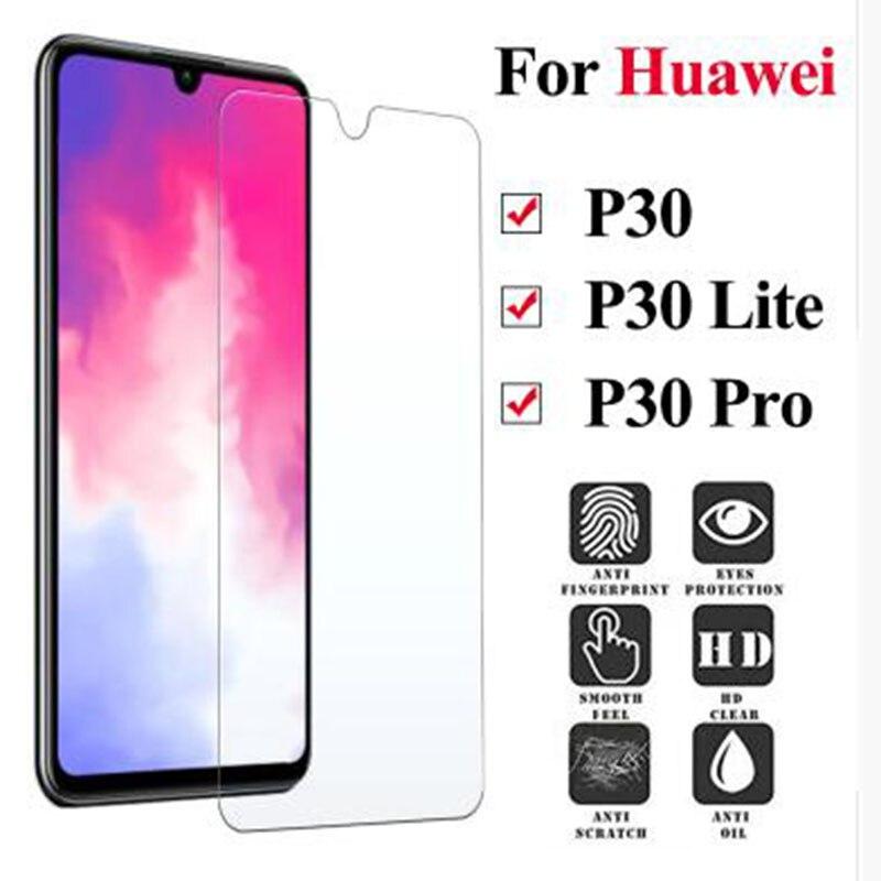 Pour Huawei P30 Pro protection verre trempé pour Huawei Mate 20X20 Pro Huawei P30 P30 Pro P20lite verre de protection