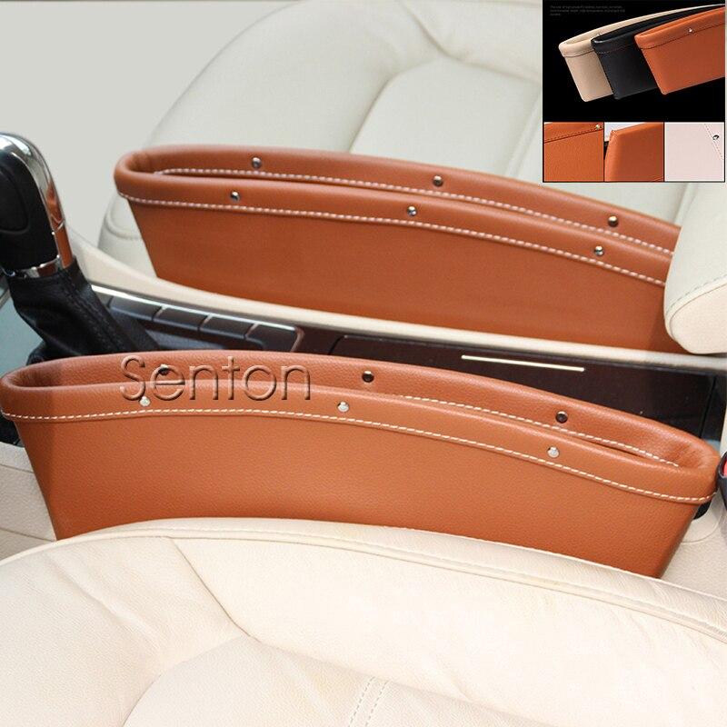 Pochette de siège de style de voiture   Pour Subaru Forester Impreza xv Legacy Outback kia Rio K2 Ceed Soul Cerato Sorento accessoires de sport