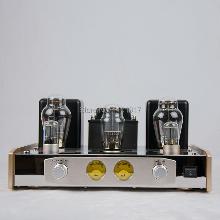 Boyuu a30 2a3 tubo amplificador de alta fidelidade exquis boyuurange reisong single-ended artesanal 2a3c lâmpada integrada amp bya30