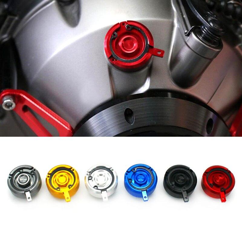 Мотоцикл с ЧПУ алюминиевый двигатель масло полное покрытие Mugen наполнитель чашки