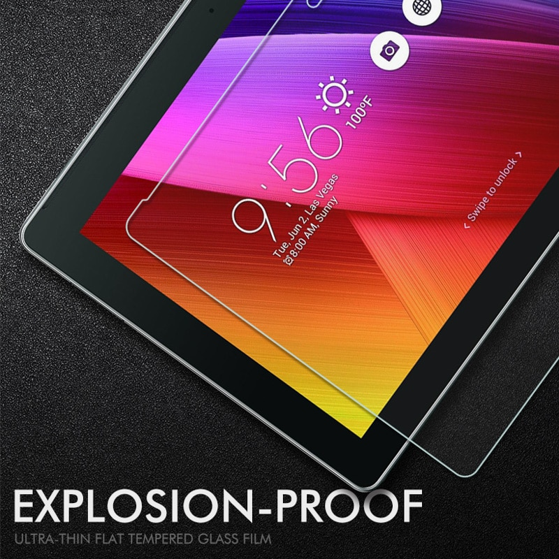 Tempered Glass For Asus Zenpad 3S 10 Z500M Tablet PC Lcd Touch Screen Protector Film For Asus Zenpad 10 Z300C Glass 10.1 inch 9h tempered glass for asus zenpad 8 0 z380 z380c z380m z380kl screen protector 8 inch tablet protective glass film guard premium