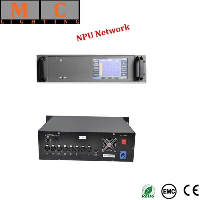 NPU 2018 New Lighting Console, Network Process Units