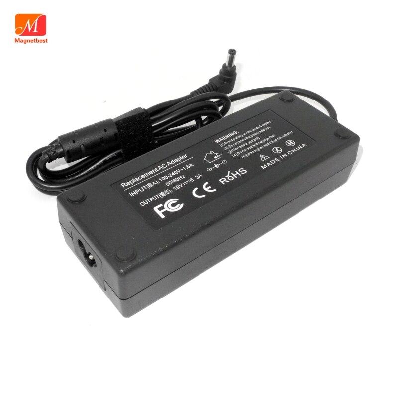 19 V 6.32A ADP-120RH B portátil Ac adaptador de corriente de carga para Asus N56JN N56JR N56VB N56VJ N56VM N56VV N56VZ N56X n56XI N71Ja N71Jq