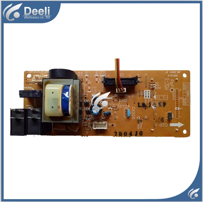 Placa de ordenador para horno microondas NN-GT547M, NN-GT546W F62607D40AP, placa base S-7D4