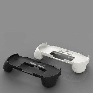 Image 2 - MASiKEN чехол с держателем для ручки подходит для PS Vita 2000 PSV 2000 сменный обновленный триггерный захват L2 R2 игровые аксессуары