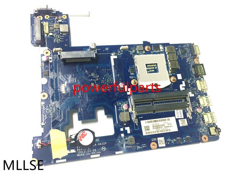 Placa base HM77 para ordenador portátil 100%, funciona con lenovo G500, placa base 90002834 VIWGP GR, compatible con i3, i5, i7, cpu