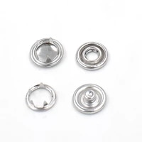 50 sets lot pearl buttons buckle rivet button ipomoea buckle eyelets accessories snaps childrens clothing prong snap