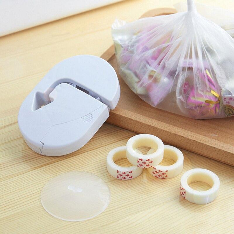 Fácil rápido hogar máquina de sellado de impulso sellador sello selladora de embalaje de alimentos bolsa de plástico sellador