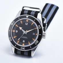 Debert 41mm sport watch Clock Sapphire Crystal Mechanical Ceramic Top Brand Luxury calendar Automatic Men Watch