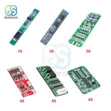 1S 2.5A 2S 3A 3S 20A 4S 30A 5S 15A Li-ion batterie au Lithium 18650 chargeur PCB BMS panneau de Protection foret moteur Module de cellules Lipo