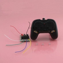 2.4G 4CH télécommande et récepteur circuit imprimé pour bricolage voiture réservoir avion 50 mètres 5A courant SNRM17