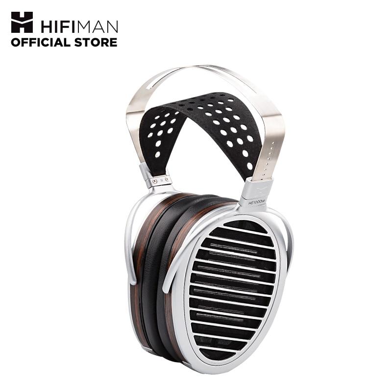 HIFIMAN HE1000se Pleine Grandeur Sur Loreille Magnétique Planaire Audiophile Réglable Casque Confortables Oreillettes Facile Câble Echange