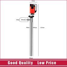 Pompe à baril prise dalimentation D98 2000W   Grande pompe 220V pour miel/Ketchup de qualité alimentaire
