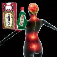Guérir les rhumatismes arthrite Patch médicamenteux chinois abeille venin huile essentielle cou dos douleur tueur corps Massage plâtre pour la douleur
