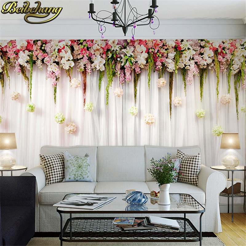 wallpaper sticker for living room for bedroom walls papier peint papel pintado de pared wall papers home bedroom decor beibehang photo wallpaper walls papel pintado tapiz de parede pared floral roll size foto murals sala wall papier peint flooring