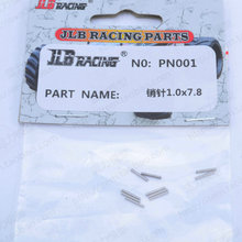 JLB Racing CHEETAH 1/10 Brushless RC Car spare parts Pin 1.0 * 7.8 PN001