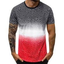 Yeni Gelenler 3D Baskılı Casual Erkek T Shirt Yaz kısa kollu erkek T Shirt Moda Streetwear Erkek Tees Tops Dropshipping