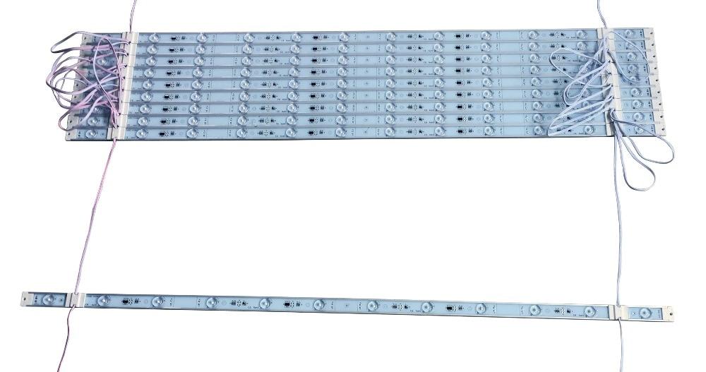 عالية الجودة DC24V 12LEDS عمود إضاءة LED ضوء 14.4 واط مع نيشيا LED و 175 درجة عدسة لمتجر صندوق إضاءة أمامي