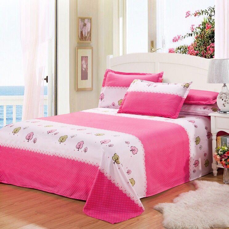 Lençol de cama à prova dágua em cor lisa, cobertura protetora para colchão, lençol duplo e queen, tamanho king e queen, camiseta de linho e poliéster, 2019