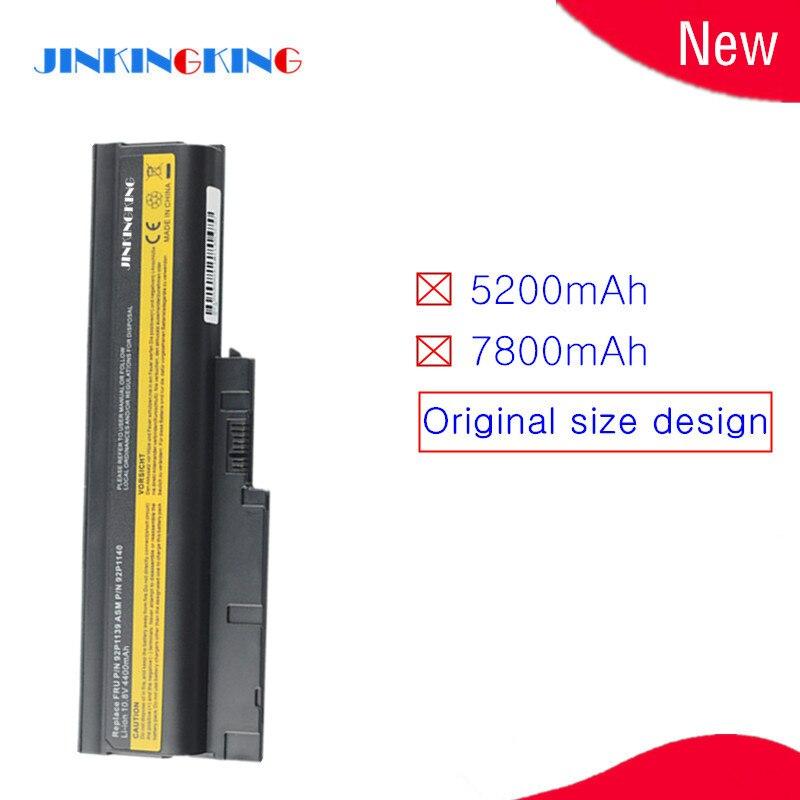 Nouvelle batterie dordinateur portable 42T5233 92P1137 92P1139 92P1141 pour Lenovo/IBM ThinkPad R61e R61i T60 T60P T61 T61p R500 W500
