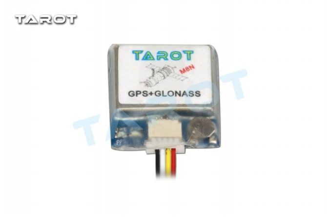 Mini alta precisión 10 HZ frecuencia GPS + GLONASS Módulo de posicionamiento de modo dual TL2970