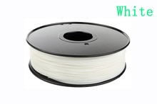 Filament NYLON PA12 1.75mm fil c 0.03mm choix 3d nylon 3d filament nylon PA 1 kg filo stampante 3d filamento