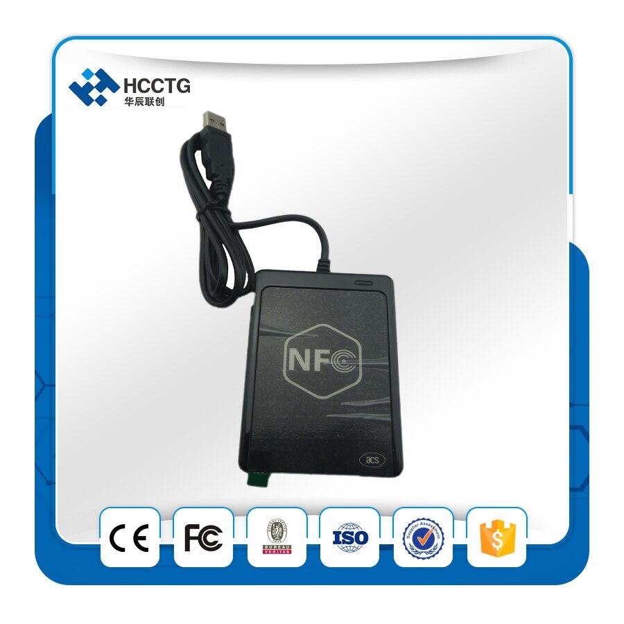 Lector de tarjeta inteligente USB NFC lector-ACR1251U