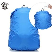 Nylon Portable 25/65L Adjustable Waterproof Dustproof Backpack Rain Cover Ultralight Shoulder Protect Outdoor tools Hiking