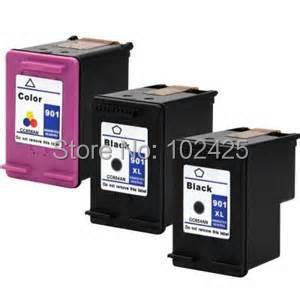 Einkshop compatible 901XL cartucho de tinta Hp 901 Officejet 4500 J4525 J4535 J4540 J4550 J4580 J4585 J4624 impresora