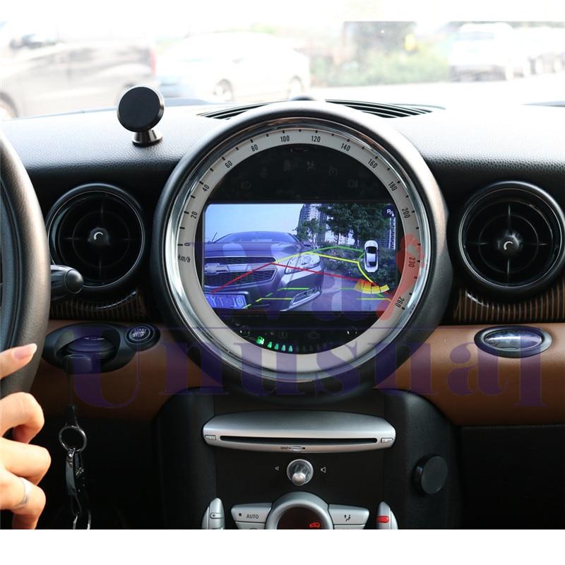 "Coche de la Unidad 7 ""Quad Core 32G Android 7,1 reproductor de vídeo para BMW 2006 MINI 2007, 2008 2009, 2010, 2011, 2012, 2013 GPS Navigatio n"