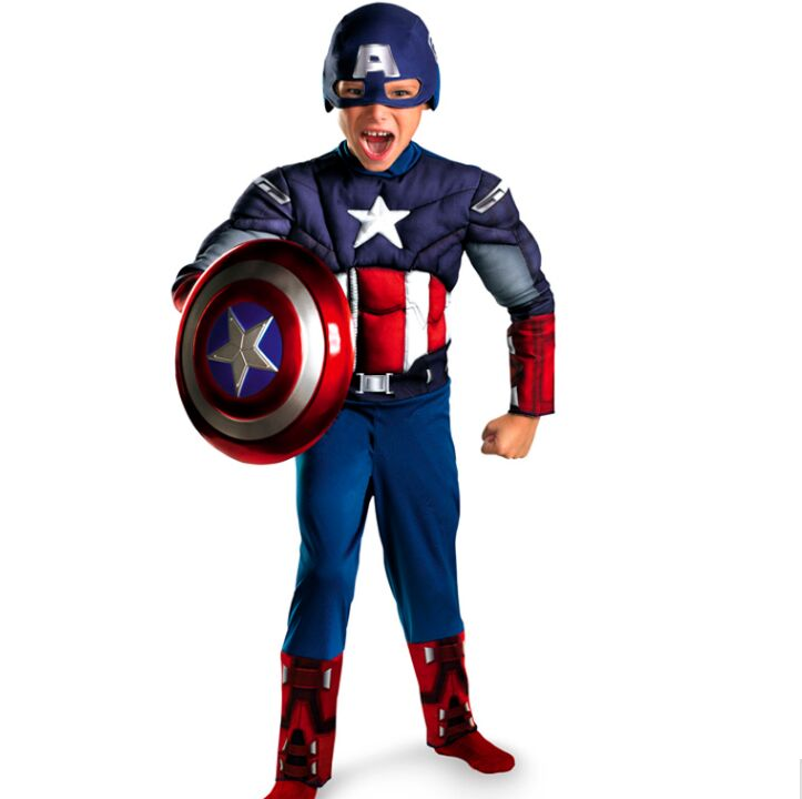 Child Cosplay Costume for Boys Carnival Halloween for Kids Star Wars Superhero Party Costume children s day carnival party halloween surgeon doctor costumes boys kids child occupation cosplay costume suit blue