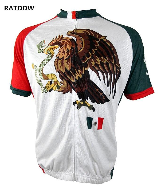 Jersey de Ciclismo para equipo de México, camisetas de Ciclismo para carreras deporte, Ropa de Ciclismo para verano, Ropa de Ciclismo para Ciclismo